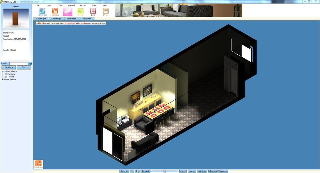 decoracao interiores braga:Enquanto procede a alterações do modelo em 3D neste Software de